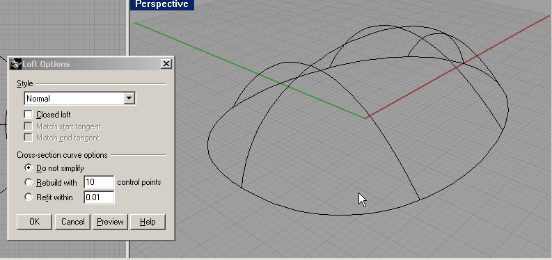 Model a trackball mouse in Rhinoceros 3D - FREE Tutorial - page 2