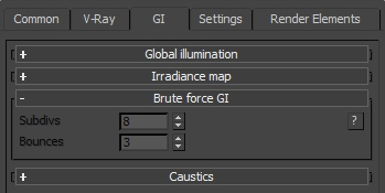 Free Vray Tutorial | Overview of the Vray rollouts (render settings)