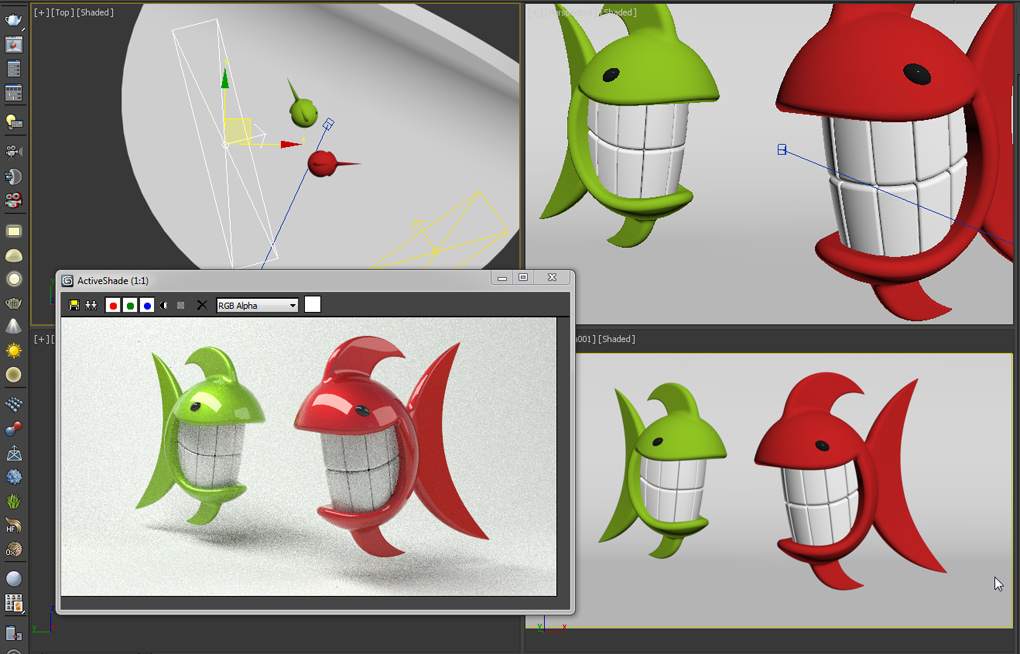 FREE Vray Tutorial - What is Vray for 3Ds Max?