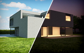 Vray tutorials for 3ds max free vray lessons - Vray realistic render settings exterior ...